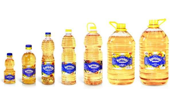 Растительное масло в Нижнем Новгороде