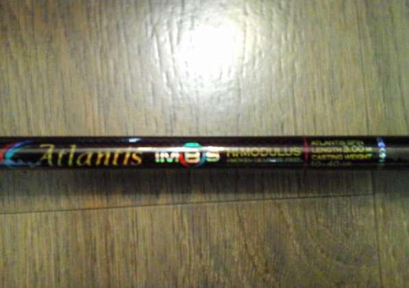 Спиннинг Atlantis 10-40гр. 3м Цена 1800грн/6200р