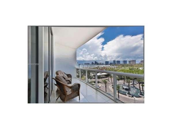 Апартамент с видом на океан в Санни-Айлс-Бич в фото 9