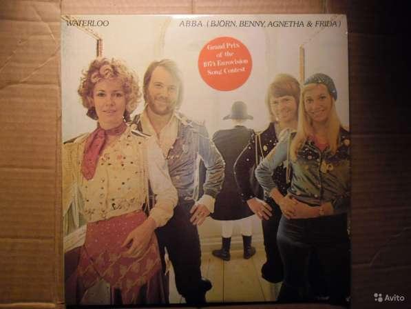 ABBA, Björn, Benny, Agnetha & Frida – Waterloo(SW)