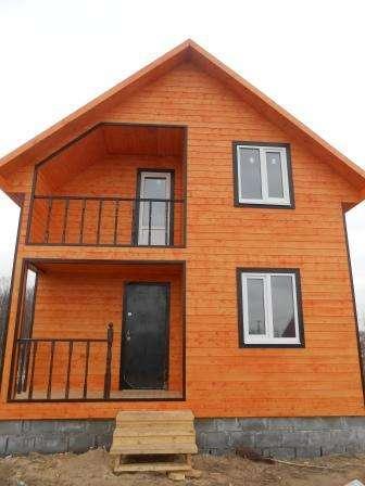Продажа: дом 84 м2 на участке 7.5 сот