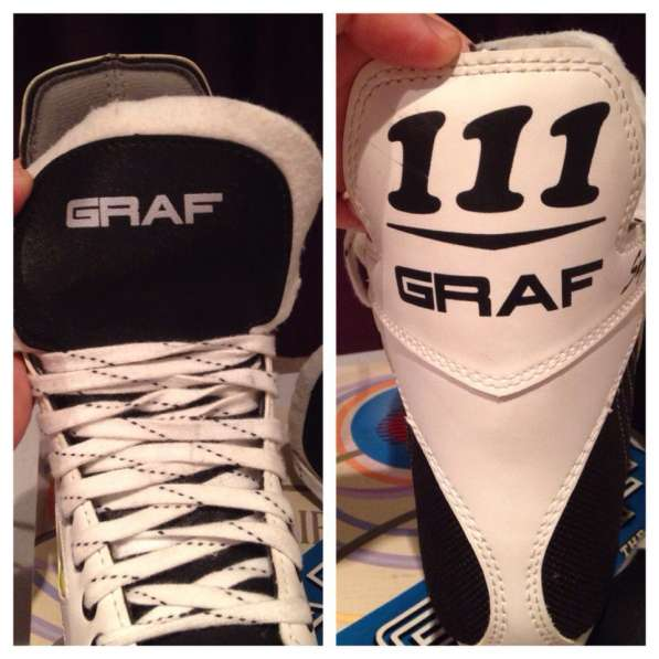 Коньки Graf 36 размер