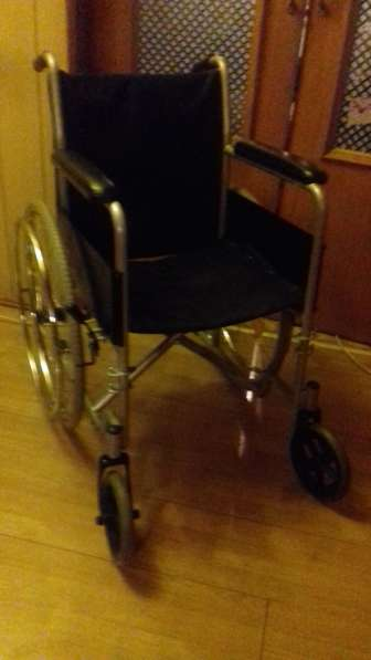 Продаю коляску инвалидную в хорошем состоянии в Уссурийске