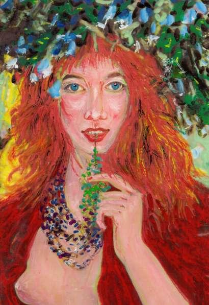 Картины, портрет, пейзаж, натюрморт (2)