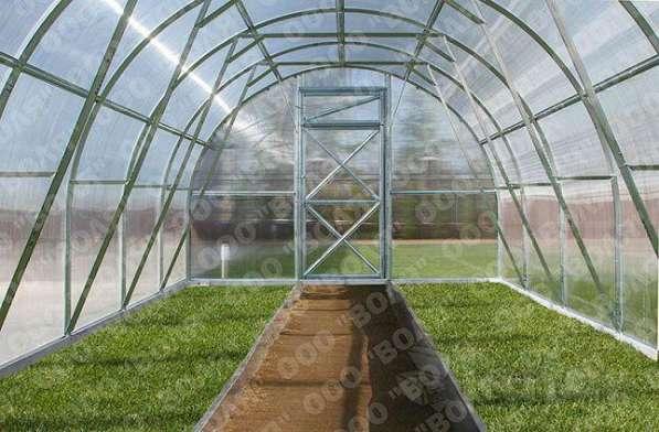 Теплицы садовые. Металлоконструкции. в Рязани фото 4