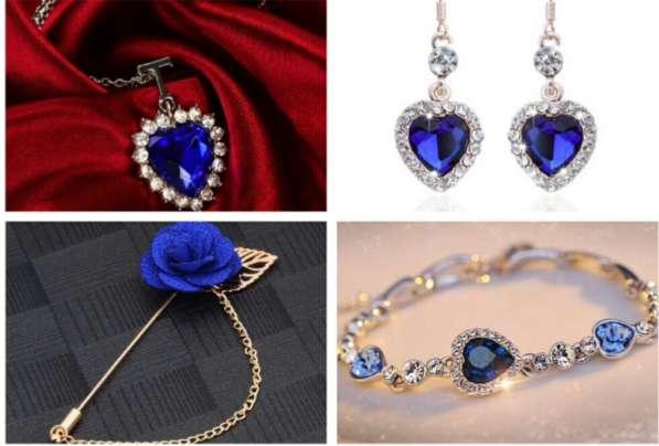 OceanHeart Exclusive Jewellery gift TITANIK from Swarowski 1