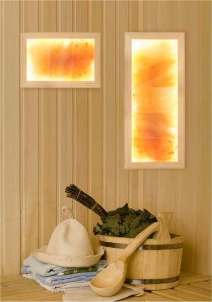 Лампа для сауны