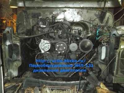 автозапчасти Переоборудование ДВС