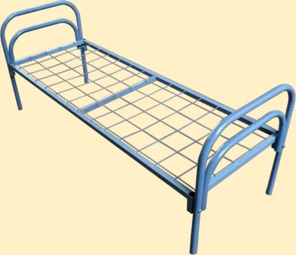 Металлические кровати для лагерей, рабочих, хостелов в Курске фото 7