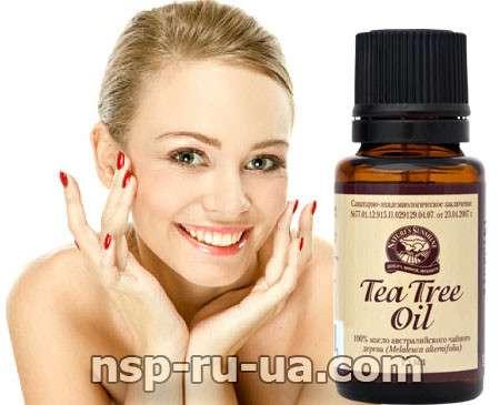 Масло косметическое «Чайное дерево»101 рецепт(-20%)