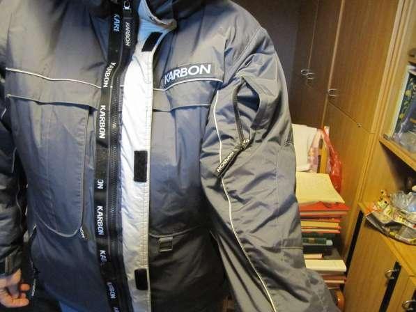 Куртка мужская зимняя Karbon в Москве фото 20