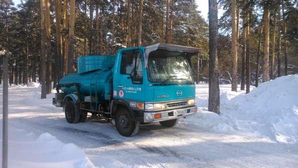 Услуги ассенизатора, заключение договоров, почасовая, кругло в Новосибирске