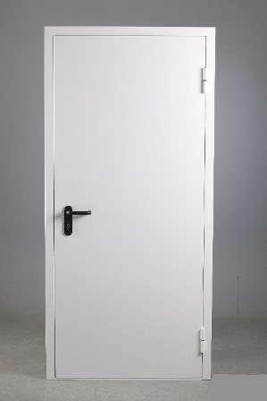 Дверь ДПМ-01/60 (EI 60), правая 900х2100