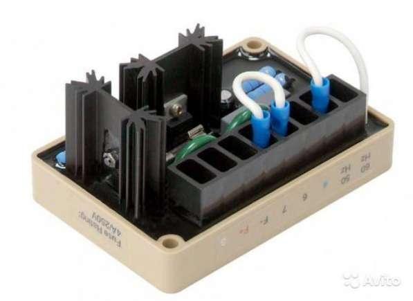 Автоматический регулятор напряжения, AVR SE350