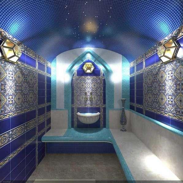 Оборудование для саун и турецких бань