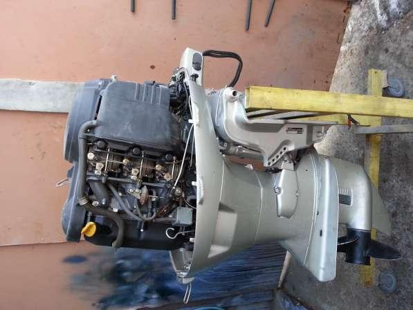 Продам лодочный двигатель HONDA 50