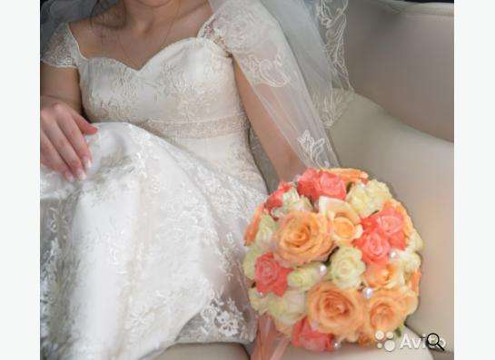свадебное платье в Краснодаре