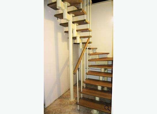 Современная, стильная, надежная лестница в Москве фото 18