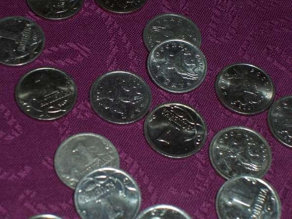 Монеты россии по 1 копейке 2002 и 2007 гг в Москве фото 3