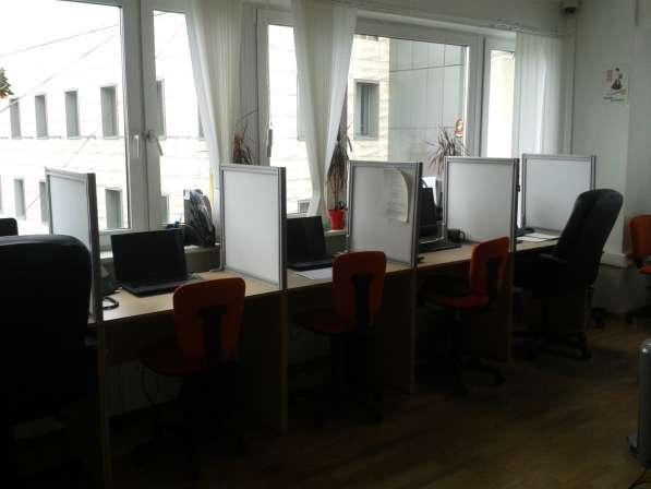 Столы, перегородки для офиса