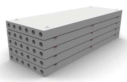 Плиты перекрытия ПК 35-15