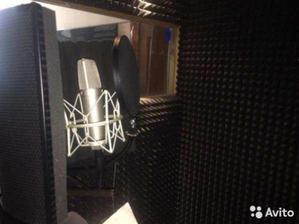 Студия звукозаписи, м. Кузнецкий мост