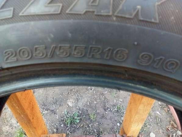Продаю Автомобильные шины Бриджстоун 205/55/ R16 в Домодедове фото 4