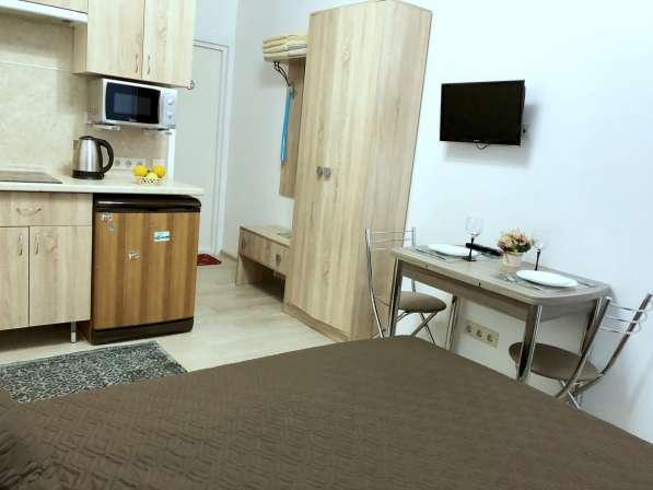Квартира-студия Посуточно (Водный Стадион) в Москве фото 9
