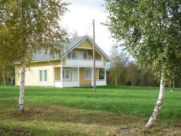 Прекрасный дом 157 кв. м. на уч-ке 18 сот. около озера