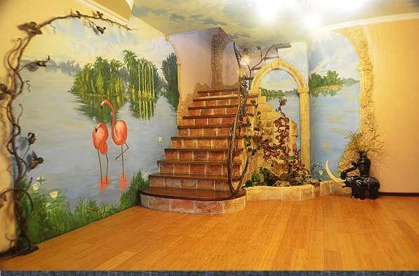 Ручная лепнина, барельеф, декор стен в Сергиевом Посаде фото 15
