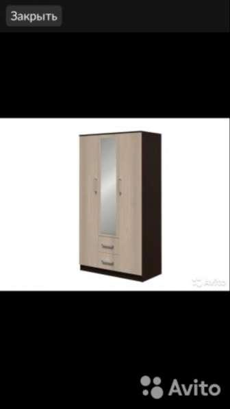 Новый 3х дверный шкаф