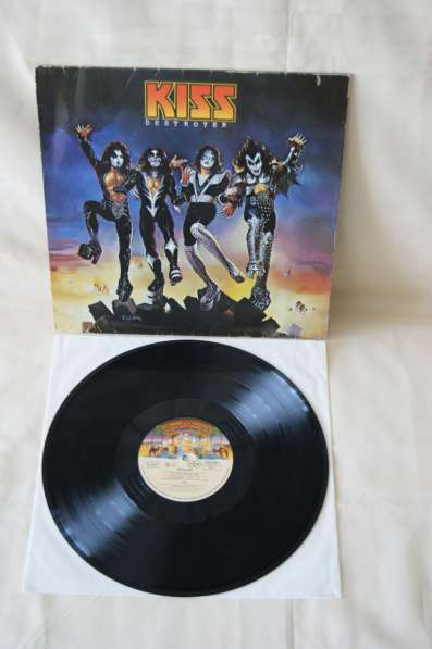 KISS-1976 Made In W. Germany