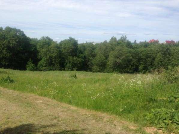 Продается земельный участок 12 соток в деревне Ченцово вблизи города Можайск, 97 км от МКАД по Минскому шоссе.