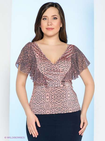Новая летняя блузка (размер-54)