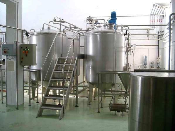 Заводы по производству любой химии