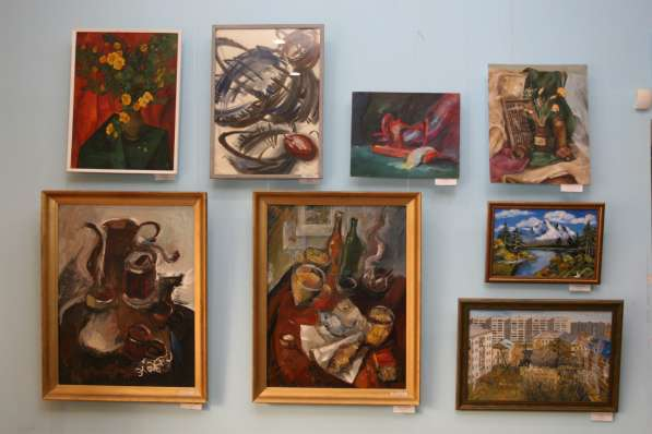 Продажа и заказ картин