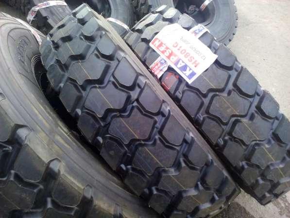Грузовые шины 12.00R20 TAITONG HS 801Q