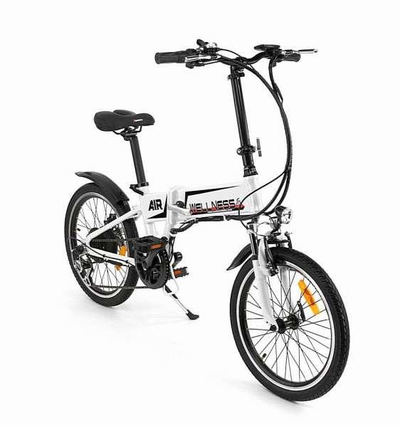 Электровелосипед, новый
