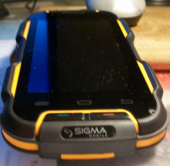 Телефо Sigma pq22 на запчасти
