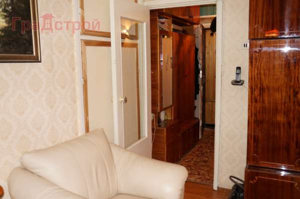 Продам трехкомнатную квартиру в Вологда.Жилая площадь 50 кв.м.Дом панельный.Есть Балкон. в Вологде фото 5