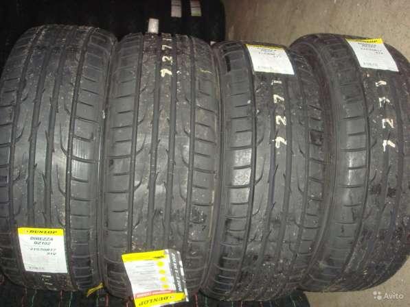 Новые шины dunlop 205/50 R17 Direzza