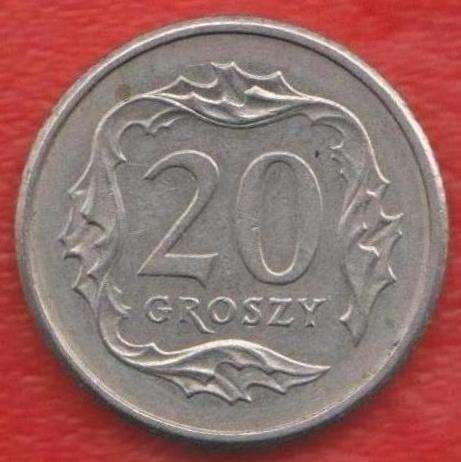 Польша 20 грош 1997 г