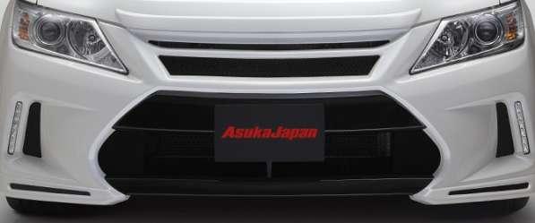 "Табличка под Японский номер ""Asuka Japan"""