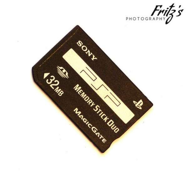 Sony memory stick pro 32mb с переходником