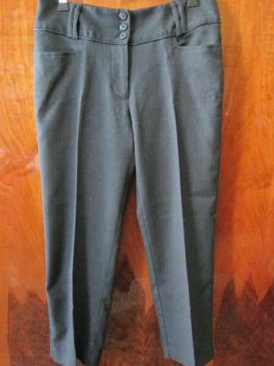 Укороченные брюки для офиса Vis-a-vis