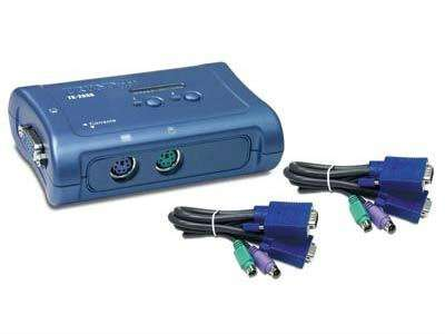 сетевое устройство TRENDnet TRENDnet TK-205