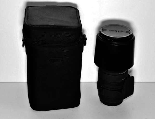 Sigma 135-400 мм f/4.5 -5.6 APO DG для Canon
