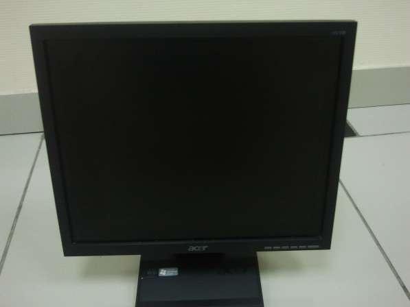 Монитор ЖК 17 Acer V173 A б/у в отличном состоянии