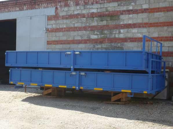Изготовление бортовых платформ на все виды грузовиков