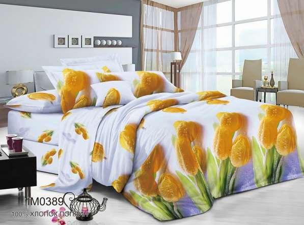 Вариация расцветок и стилей в постельном белье из поплина от в Иванове фото 5